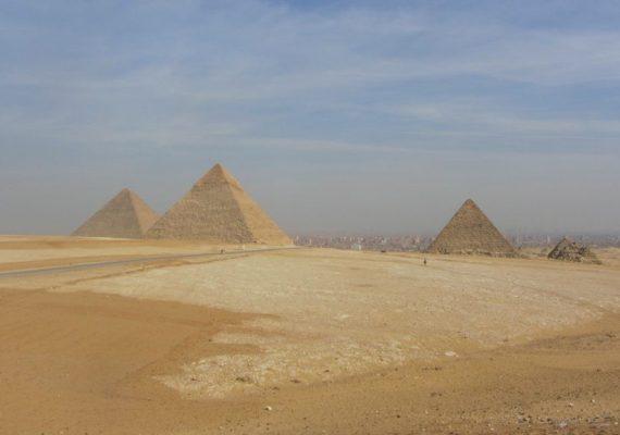 Tagesausflug nach Kairo von Hurghada mit Bus