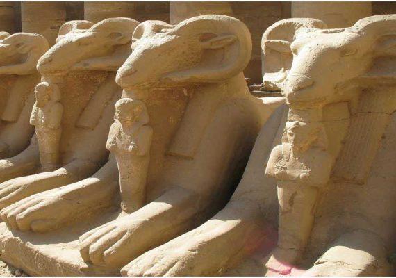 Tagesausflug nach Luxor mit dem Bus ab Makadi bay