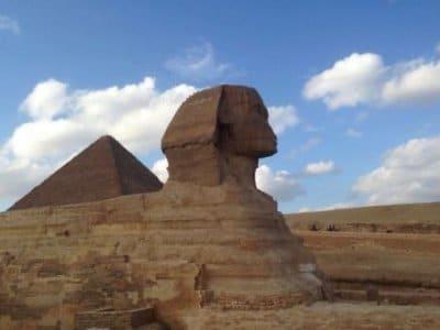 Tagesausflug Hurghada nach Kairo von Hurghada mit dem Flugzeug