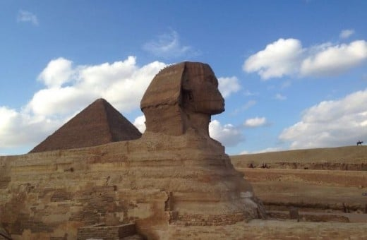 Marsa Alam nach Kairo Tagesausflug mit Flug | Private Tour