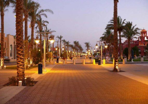 PRIVATER TRANSFER VOM El Gouna Hotels ZUM Hurghada FLUGHAFEN