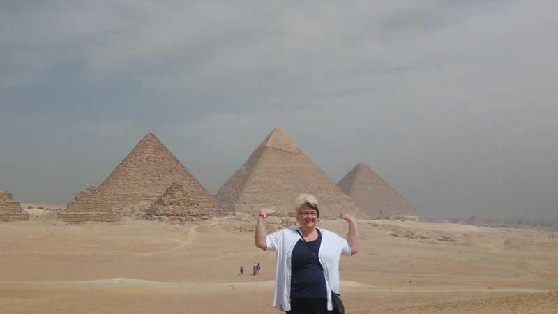 Tagesausflug Hurghada nach Kairo  mit Flug