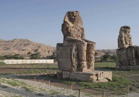 von Sharm El Sheikh nach Luxor mit dem Flugzeug
