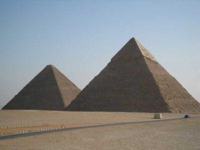 Tagesausflug  nach Kairo von Safaga mit dem flug Pyramiden