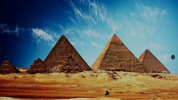 Tagesausflug nach Kairo ab Sharm El Sheikh mit Flug.