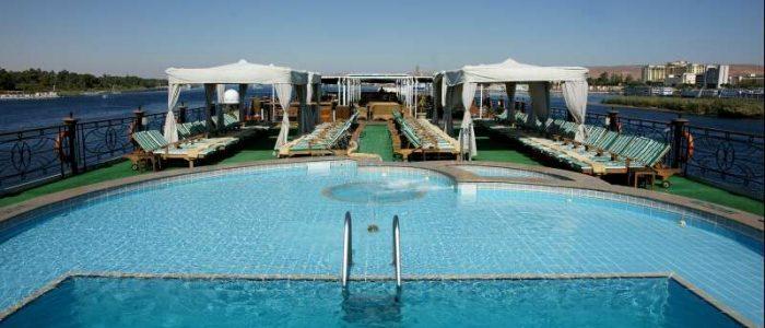 7 Nächte Luxus Nilkreuzfahrt 5*