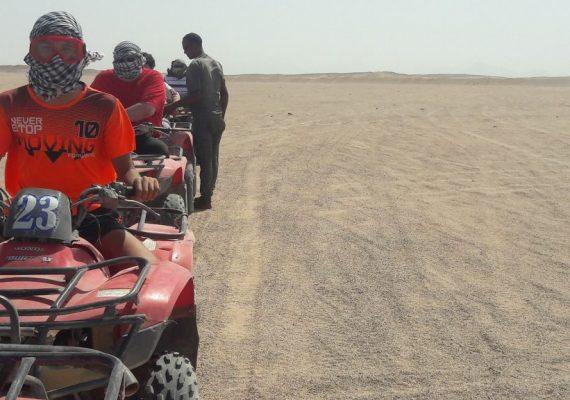 Quad Tour Hurghada