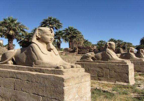 Ausflug nach Luxor 2 Tage ab El Quseir mit dem Bus
