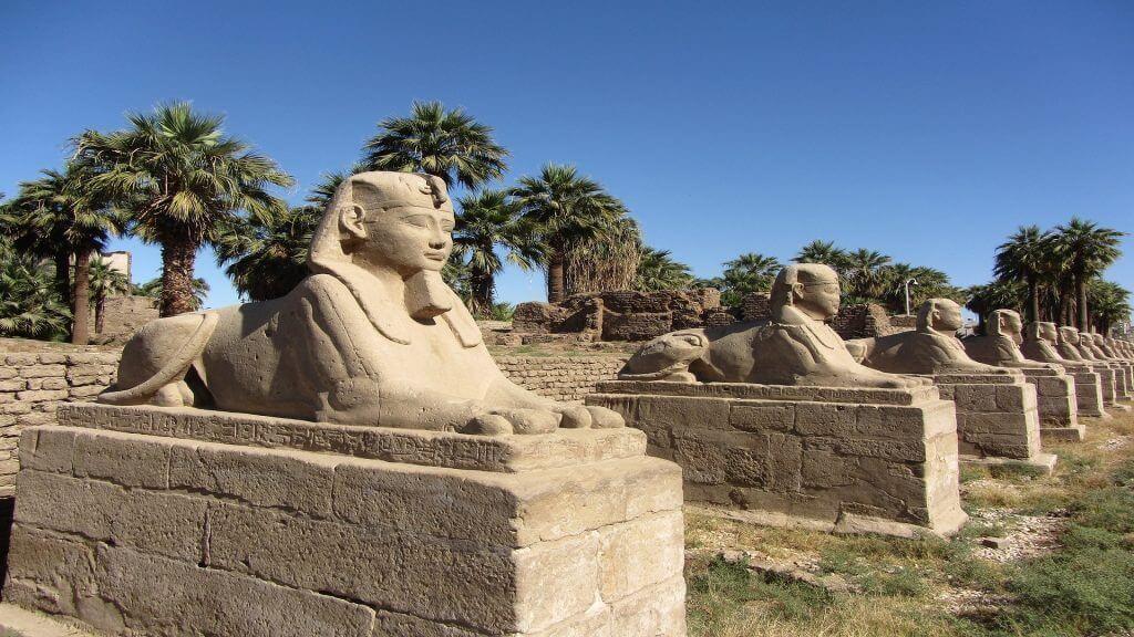 Ägypten: Ausflug nach Luxor ab Marsa Alam  mit Bus
