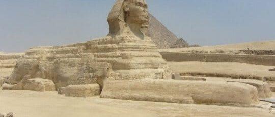 Besichtigung der Pyramiden von Gizeh und der Sphinx