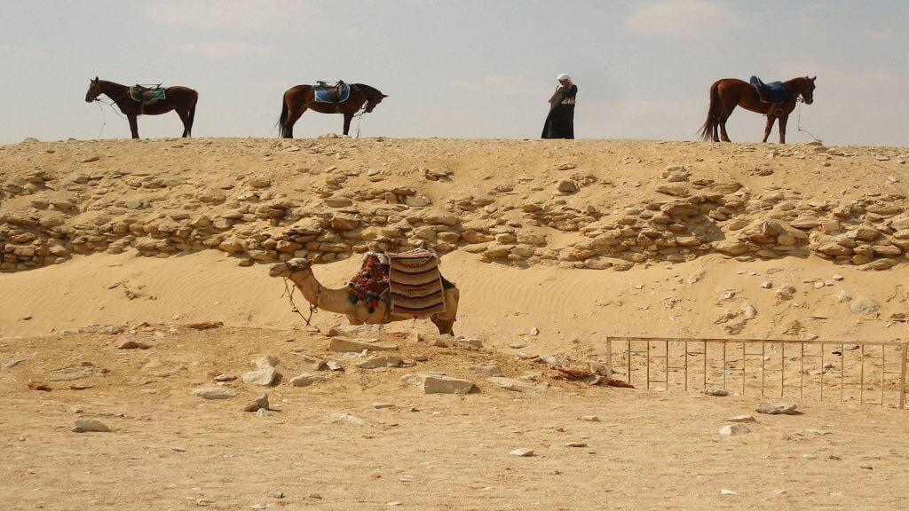 Erlebnisausflug Katharinenkloster am Berg Sinai - Mosesberg ab Sharm el Sheikh