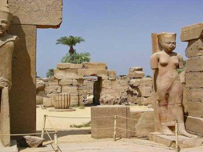 Tagesausflug nach Luxor mit Bus von Makadi Bay