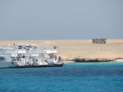 Giftun Island und Schnorcheln Erlebnisausflug ab El Gouna
