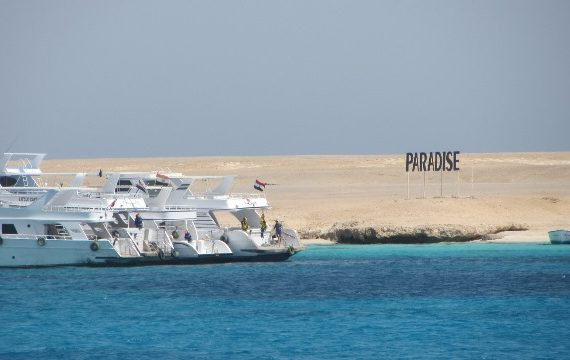 Ägypten Hurghada Giftun Islands