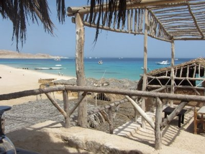 Ägypten Hurghada Giftun Island