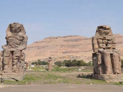 Tagesausflug von Safaga nach Luxor mit dem Bus