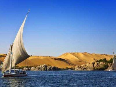 Nil Luxor bis Aswan