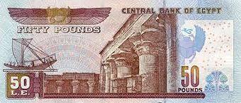 Geldumtausch Ägypten