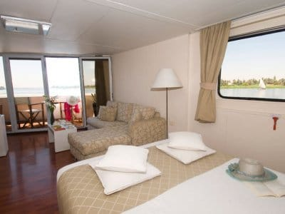 Yacht Alexander the Great Panorama Suite