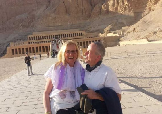 Ausflug Hurghada nach luxor