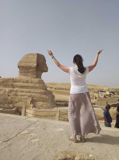 Hurghada nach Kairo Pyramiden möglichkeiten