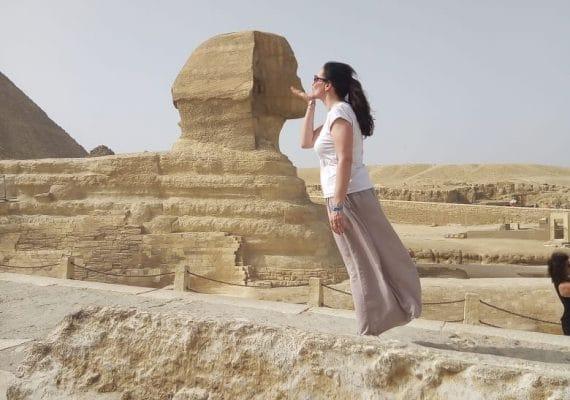 Tagesausflug nach Kairo ab Port Ghalib mit Flug